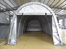 SS-1020R outdoor metal structure car canopy shelter