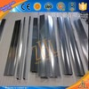 Hot! aluminum extrusion for shower room, construction aluminum extrusion polishing aluminium profiles