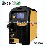 BG-1600 DC Inverter MIG Lift-TIG MMA Welder