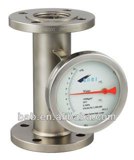 metal tube flowmeter, flange connection rotameter, digital output flow meter, flow sensor, flow transmitter