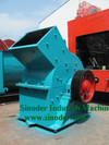 Sinoder supply Hammer crusher, hammer mill, impact hammer crusher for crushing the hard rock in quarry plant