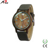 Latest handmade woodgrain watches for men wood women watch