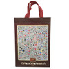 New style non- woven shopping bag, high quality eco friendly tote bag