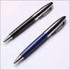 Chrome strip man's black model metal ball pen for businessman EN103