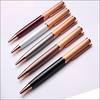 Popular Middle east style rose golden pen for promotion EN110