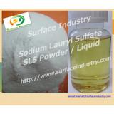 Sodium Dodecyl Sulfate,SLS SDS Powder,Needle and Liquid