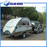 Mobile travel trailer