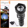 Odepro Powerful Hunting Flashlight Zoomable Led Flashlight B158