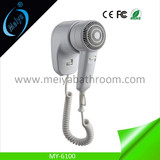 1200W wall mounted hair dryer for hotel