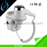 1200W ABS hair dryer with triangle socket