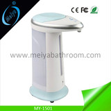 400ml hand free liquid soap dispenser with stand