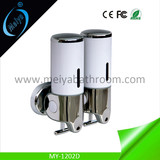 hot sale double manual sanitizer dispenser supplier