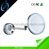 makeup mirror magnifying with LED light