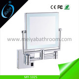 double side LED hanging mirror