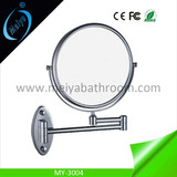 wall mounted makeup mirror for hotel