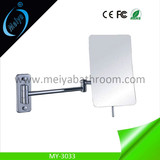 2018 new design double side magnifying mirror