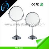 scalable desktop double side makeup mirror