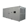 Containerized diesel generator