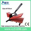 High press heat transfer machine Tshirt printing machine