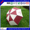 High quality strong windproof umbrella,OEM design double layers golf umbrella from China suppliers