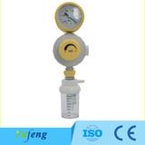 MEDICAL VACUUM REGULATOR WITH SAFETY JAR