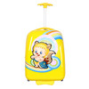Yellow Square Shape Designer Luggage,Best Travel Luggage Brands SMJM Luggage Set