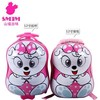 Peanut Shape Jimi Cartoon Girls School Bags Wholesale Custom Backpacks