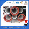 ISO2531 BSEN545 ductie iron pipes also supply pipe fittings