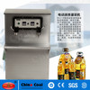 Double head Electric self Suction Filling Machine for liquid oil