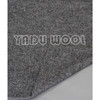 YD-14-071 winter coat fabric wool polyester fabric