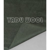 YD-15-016 winter coat fabric wool polyester fabric