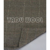 YD-14-029 winter coat fabric wool polyester fabric