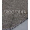 YD-12-007 winter coat fabric wool polyester fabric