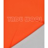 orange twill fabric/20%Wool 80%acrylic hat fabric 770-1-8/baseball cap fabric/basketball hats fabric/sports hat fabric