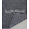 YD-14-082 winter coat fabric wool polyester fabric