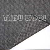 Fancy heavy woolen coat fabric for winter and cheap price