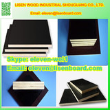 Finger jointed black brown film faced plywood ,Concrete Formwork Shuttering Plywood For Construction