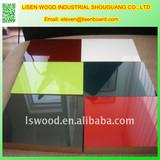Plain MDF Board for Furniture/High Moisture Resistant Waterproof MDF Board