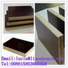25mm Concrete Plywood With Black / Brown Film , Construction Plywood 1220*2440mm