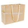 wholesale eco-friendly cheap craft paper bag/cloth paper bag