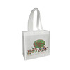 non woven promotional shopping bag for Christmas gift