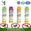 Aerosol insecticide spray