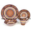 16pcs handpainted dinnerware  set with FDA, LFGB, CA65