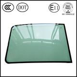 New holland 200-5 machine curved glass cab windshield excavator