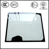 Yanmarr 55 excavator parts cab windshiled glass rear cab windshield