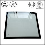 High quality excavator window glass with E-MARK and DOT certificateSK 60-7 kobelco