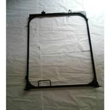 Caterpillar 320C/D  Excavator digger front upper  glass windshield holder frame