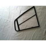 Hitachi EX70/60 ZX60/70  Excavator digger left slider door glass windshield holder frame