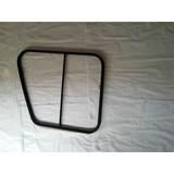 hyundai R220-5 Excavator digger left slider door glass windshield holder frame