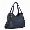Hobos Bag Genuine Leather Vintage Bags Brown Blue 2016 High Quality Women Messenger Bags Sac Ethnique Ethnic Bag Bolsa Feminina